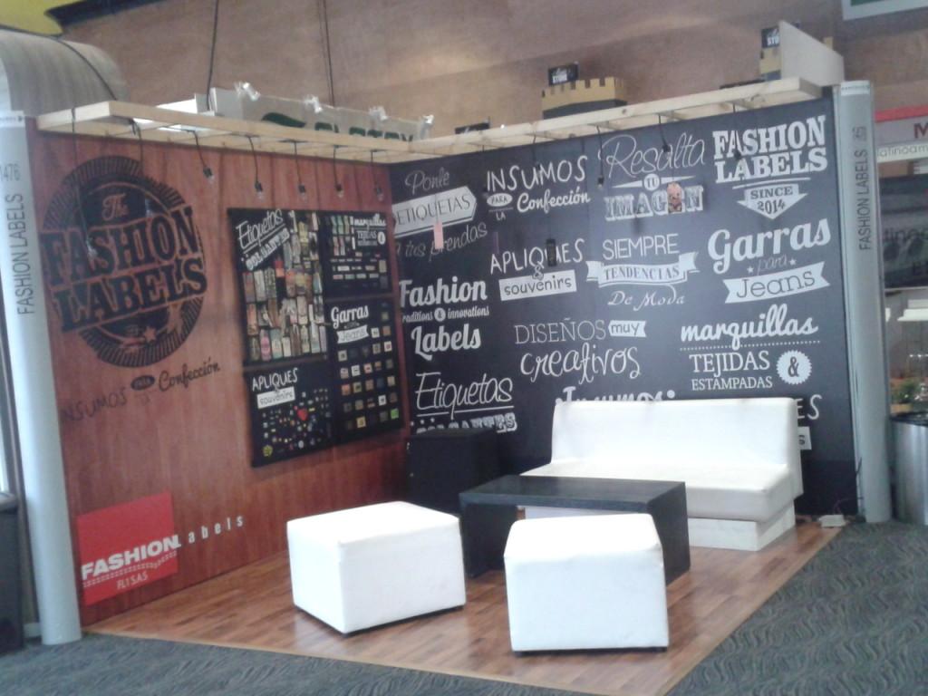 Colombiatex 2014 (Fashion Labels)