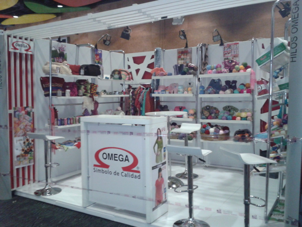 Colombiatex 2014 (Hilos Omega)
